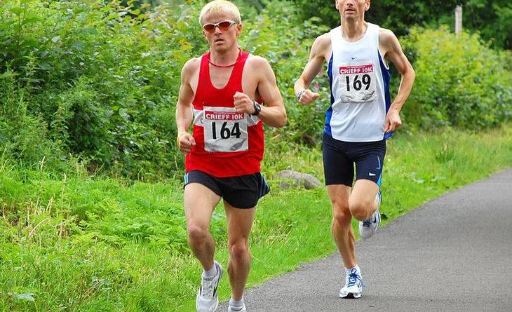 rychlý start vás při běhu zpomalí