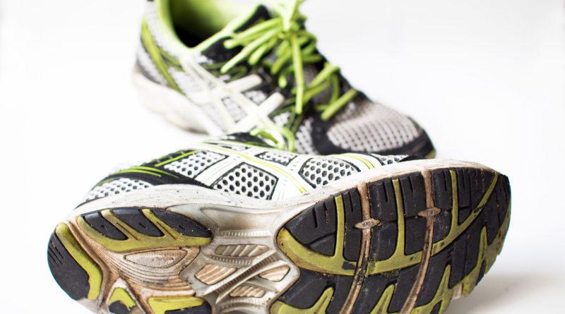 Kdy vyhodit staré běžecké boty