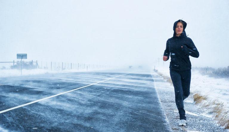 Pravidelný běh chrání před infekcí