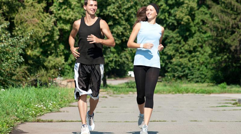 Užijte si běh. Běhejte pomalu. Netrapte se.