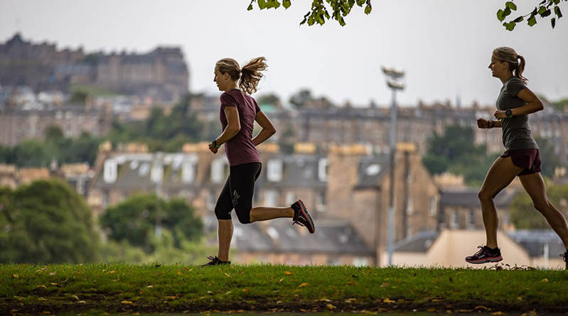 Co se děje v běžcově těle