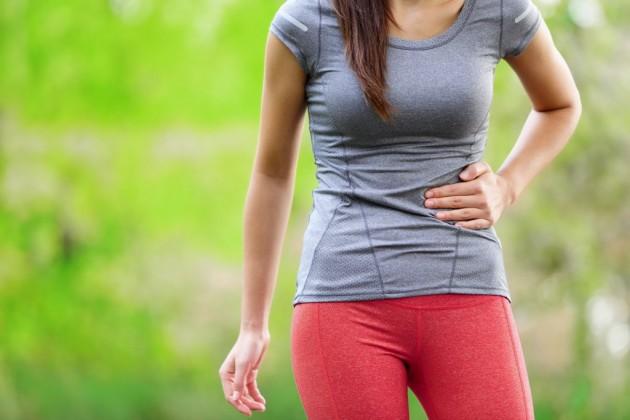 Běhat či něběhat při menstruaci
